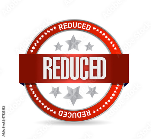 reduced seal illustration design