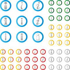 Info, Information, Zeichen, Symbol, Icon