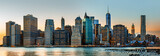 Fototapety New York City skyline panorama