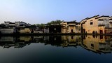 Beautiful scene in Hong Village,Anhui,China