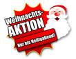 """Siegel """"Weihnachtsaktion - Nur bis Heiligabend!"""""""