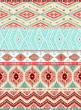 Fototapety Aztec geometric seamless pattern