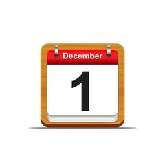 December 1.