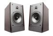 speakers isolated - 57842439