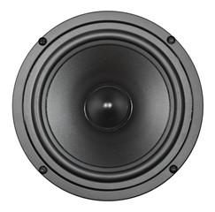 speaker round