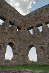 Temple de Janus, Autun, bourgogne, histoire
