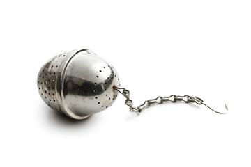 metal tea strainer