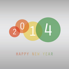 New Year Card - 2014
