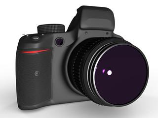Black camera #1