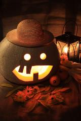 Kürbis - Halloween - Grusel - Geister - Angst