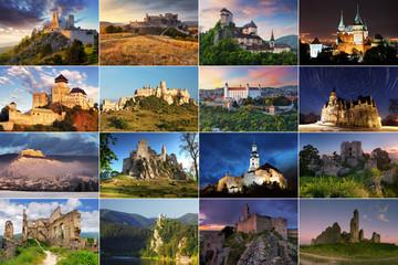 Slovakia castles