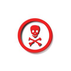 logo pirata rosso
