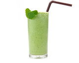 Pennywort or asiatic herbal Smoothie