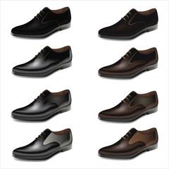 Mens Shoes set