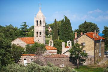 Orthodox Monastery of Rezevici, Montenegro