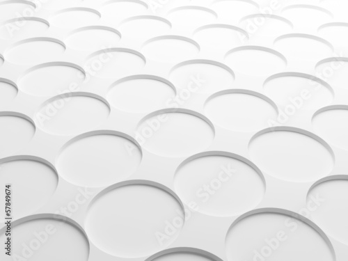 Abstract background texture with round pattern