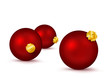 Weihnachtskugeln, Weihnachten, Christbaumschmuck, Dekoration, 3D