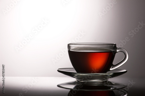 black traditionan tea