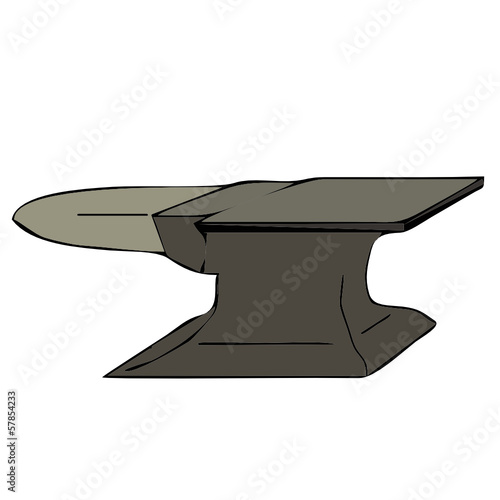 Anvil vector illustration