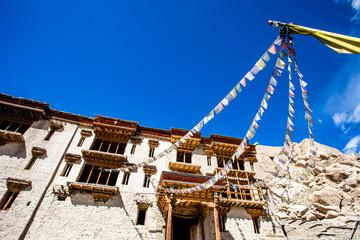 Monastery, Shey, Ladakh, India