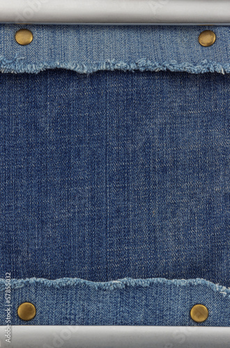 blue jeans as background