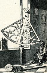 Astronomical quadrant