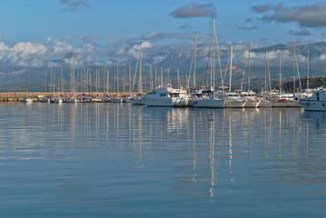 Termini Imerese Yachthafen