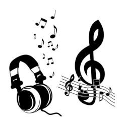 Music & Sound - Black Megaset