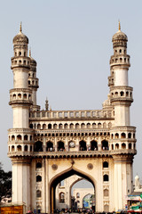 Charminar at Hyderabad, Andhra pradesh, India
