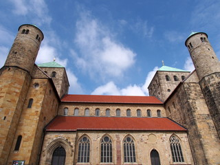 St. Michael's Church at Hildesheim, Germany