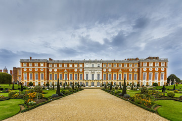 Hamton Court Palace