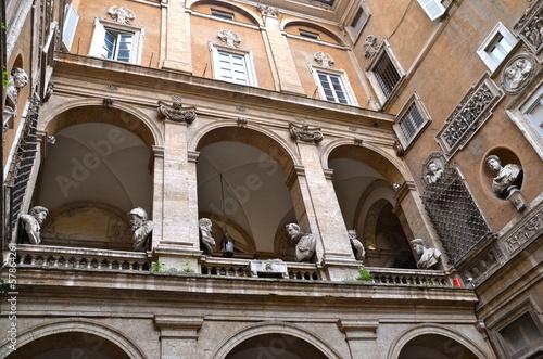 Palazzo Mattei di Giove in Rome