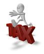 tax jump