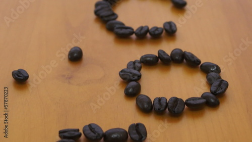 Coffee Beans Love Dolly