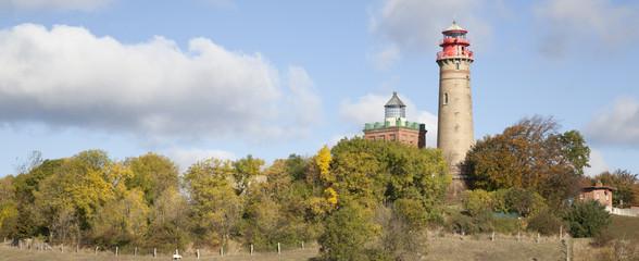 Leuchtturm am Kap Arkona, Putgarten,Rügen,Deutschland