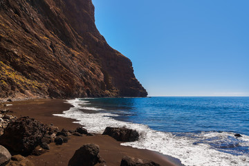Beach Masca in Tenerife island - Canary