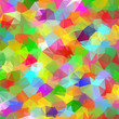 Abstract geometric polygonal colorful background for your