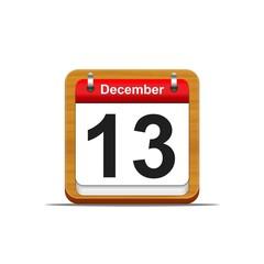 December 13.