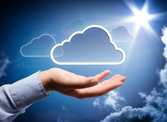cloud technology in your hand