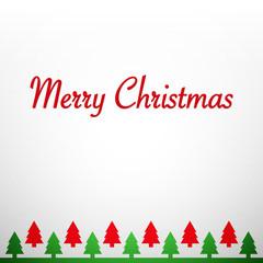 Vector Christmas greetings card