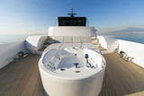 Motor Yacht, jacuzzi on board