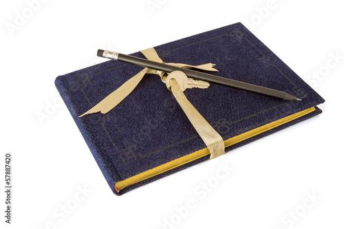 Diary book