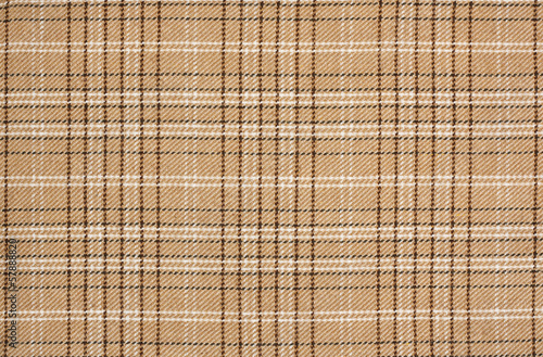 beige check plaid pattern