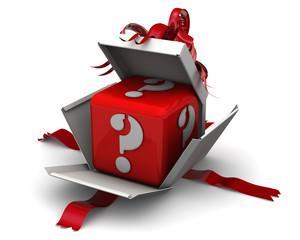 Выбор подарка. Что подарить? Концепция