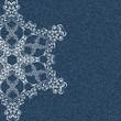 denim snowflake