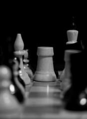white chess bishop