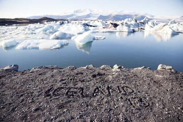 baia glaciale Islanda