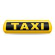 leuchtschild taxi I