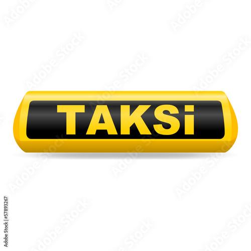 leuchtschild taksi