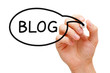 Blog Speech Bubble